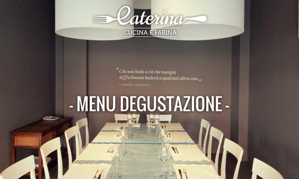 menu degustazione per cene, eventi, matrimoni, comunioni, compleanni, meeting aziendali milano caterina cucina e farina navigli