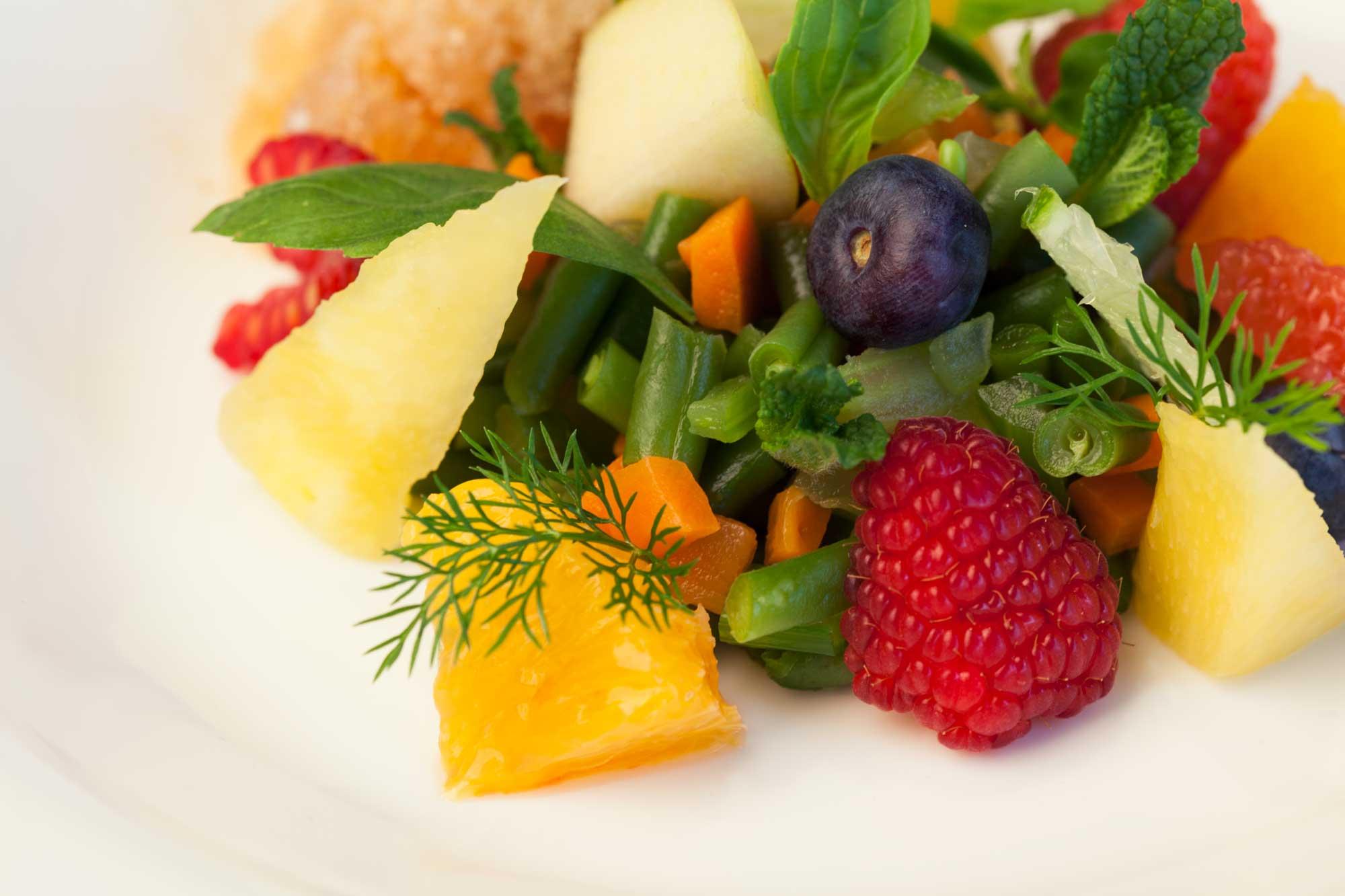 macedonia frutta fresca caterina cucina e farina