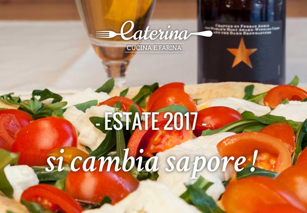 Si cambia sapore men estate 2017 caterina cucina e farina - Caterina cucina e farina ...
